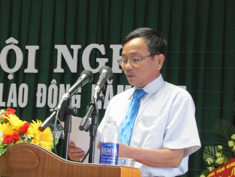VNPT TT-Huế tổ chức Hội nghị người lao động năm 2015